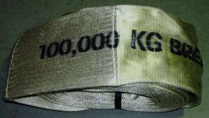 100 Tonne Snatch Strap
