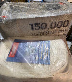150 Tonne snatch strap