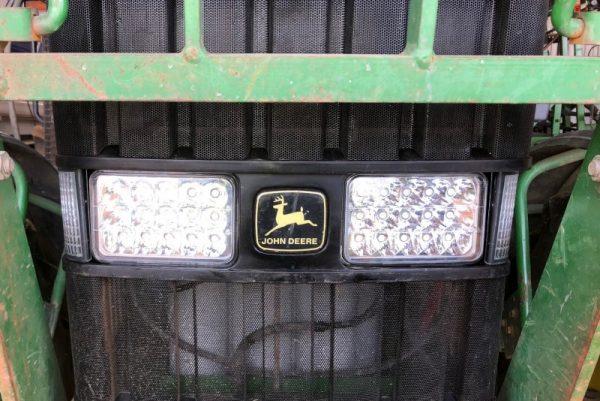 John Deere 6000 series upgrade lights
