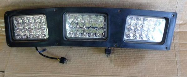 Case 2388 LED upgrade light package