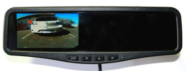 4.3in mirror screen