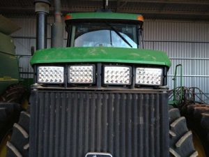 John Deere LED replacement headlight