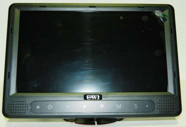 9in Digital Dash Cam Screen