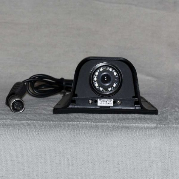 Bullet Camera in Frame