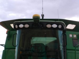 John Deere 9770 LED upgrade package