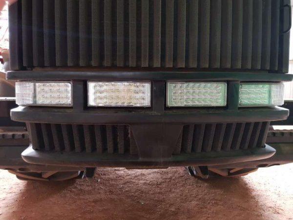 STX LED headlight upgrade