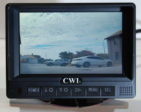 5in Camera Screen
