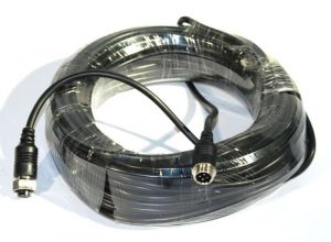 20 metre 4 pin camera extension cable