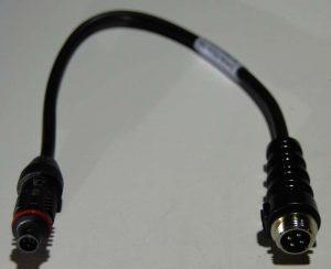 Camera adapter harness for John Deere