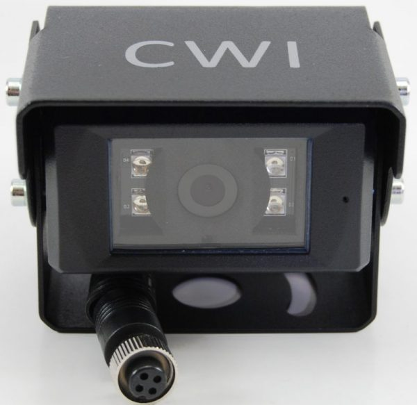 120 Degree camera with infra-red