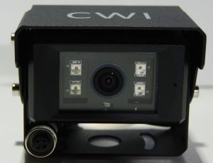 150 Degree camera with infra-red