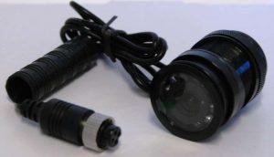 92 degree bullet camera
