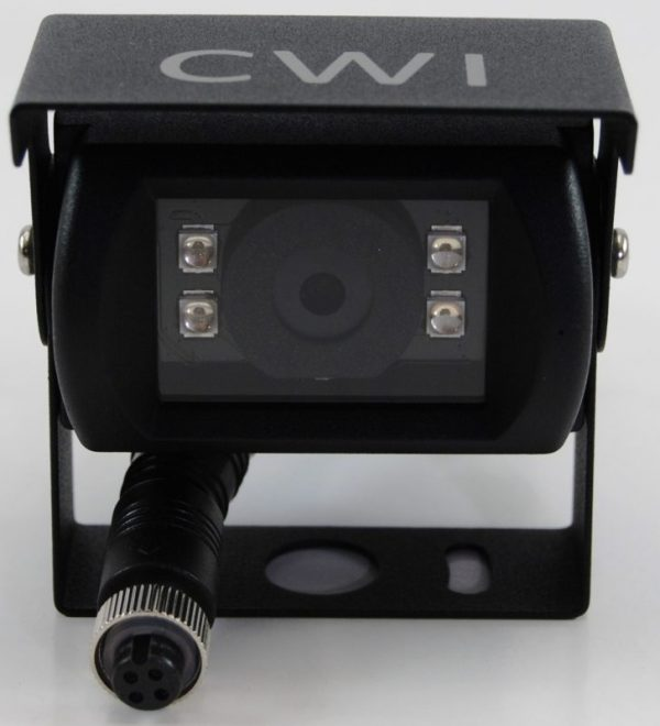 69 Degree camera with infra-red