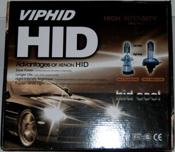 HID Upgrade Kit