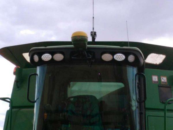 John Deere 9770 LED upgrade