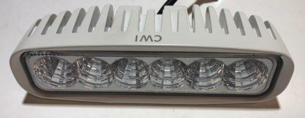 30 watt LED white marine flood light