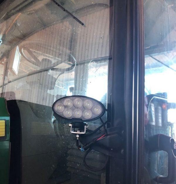 80 Watt CREE LED Machinery Flood Light