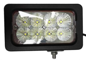 40 Watt Rear Mount flood light