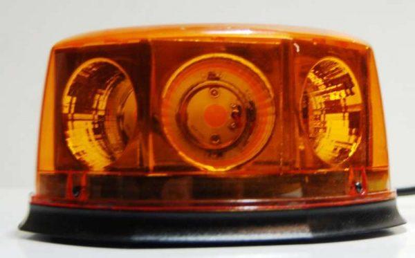 40 Watt Amber warning light