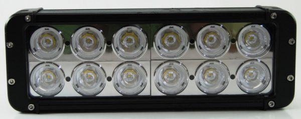 120 Watt 2 row LED lightbar