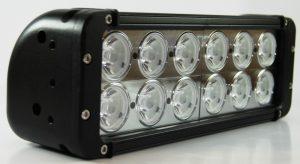 120 Watt 2 row lightbar