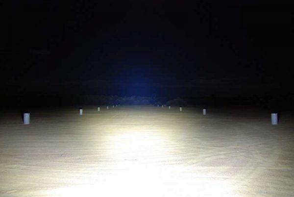 240 WATT LED 2 Row Lightbar