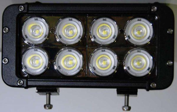 80 Watt 2 row lightbar