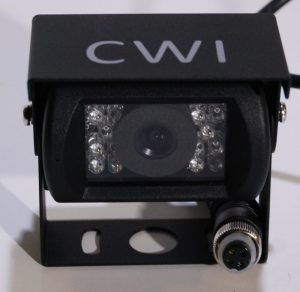 92 Degree camera with infra-red