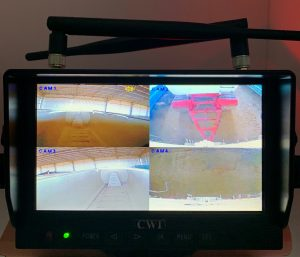 7in WL Quad screen